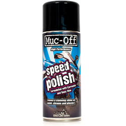 Muc-Off Speed Polish, Politur/Wax - 400 ml
