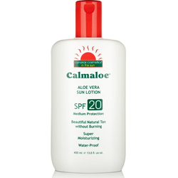 canarias cosmetics Sonnenschutzcreme Calmaloe Sonnenpflege SPF20