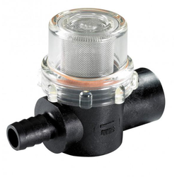 Shurflo Wasserfilter 12 mm für Shurflo Pumpe steckbar