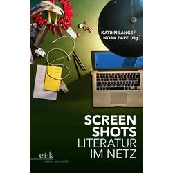 Screenshots als Buch von