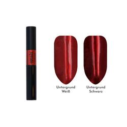 Chrome Pulver Stift - Red