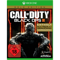 Call of Duty: Black Ops III - Gold Edition) [Xbox One]