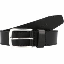 Boss Jor Gürtel Leder black 85 cm