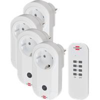 Brennenstuhl Comfort-Line Funkschalt-Set CE1 4001