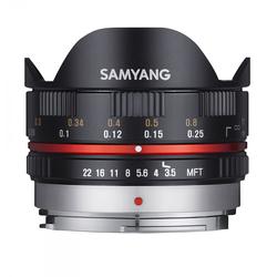 Samyang Fischaugenobjektiv - 7.5 mm