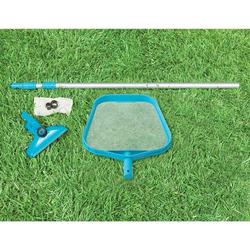 Intex Pool-Reinigungsset 239cm Weiß Blau