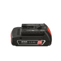 Einschubakkupack 18 V - HD. 1.5 Ah. Li Ion