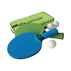 Donic-Schildkröt Tischtennisschläger Outdoor-Tischtennisset