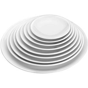 LACOR 62762 Runde Platte aus Menamine Durchmesser 200 x 25 mm