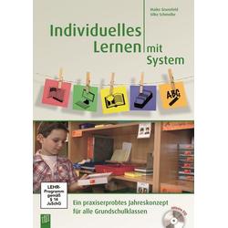 Individuelles Lernen mit System als Buch von Maike Grunefeld/ Silke Schmolke