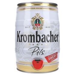 Krombacher Pils 4,8% 5 ltr. Partyfass