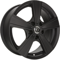 Diewe-Wheels Matto 6.5x16 ET41 - LK5/120 ML67.1 Alufelge silber