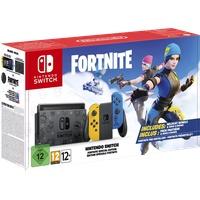 Nintendo Switch blau/gelb + Fortnite - Special Edition (Bundle)
