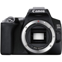 Canon EOS 250D + 18-55mm DC III + 75-300mm III