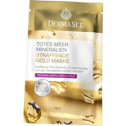 DERMASEL Maske Gold EXKLUSIV 12 ml