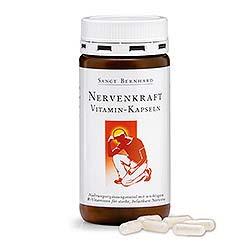 Nervenkraft-Vitamin-Kapseln