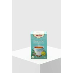 Yogi Tea Halswärmer Tee 17 Teebeutel