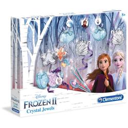 Clementoni® Experimentierkasten Frozen 2 - Magische Schmuckkristalle, Made in Europe