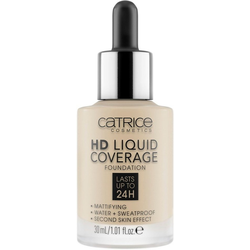 Catrice Foundation HD Liquid Coverage Foundation braun