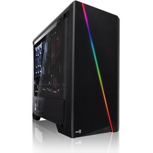 Memory Komplett PC Gaming PC AMD Ryzen 5 2600X 6X 4.2 GHz, NVIDIA GTX 1060 6GB, 16 GB DDR4, 240GB SSD + 1000 GB HDD, Windows 10 Pro 64bit, Maus & Tastatur