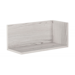Wandregal Pixie Grey (BHT 47x20x20 cm)