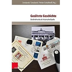Gezähnte Geschichte - Buch