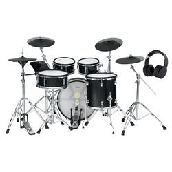XDrum DD-670 Mesh E-Drum Kit Kopfhörer Set