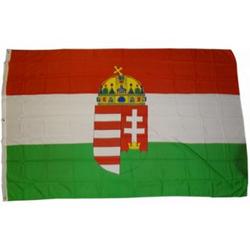 XXL Flagge Ungarn 250 x 150 cm Fahne mit 3 Ösen 100g/m² Stoffgewicht