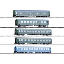 Märklin 42982 H0 5er-Set Personenwagen  Deutsche Reichsbahn der DDR