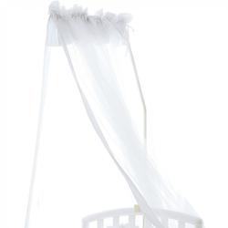 Pali Himmel Universal Weiß Für Kinderbetten Mit Himmelstange