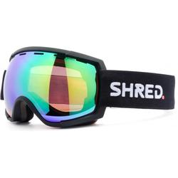 SHRED RARIFY Schneebrille 2021 black/cbl plasma mirror