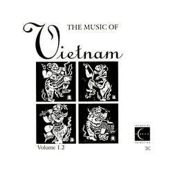 VARIOUS - Music Of Vietnam Vol.1.2 (CD)
