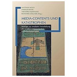 Media-Contents und Katastrophen - Buch