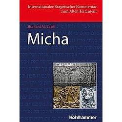 Micha. Burkard M. Zapff  - Buch
