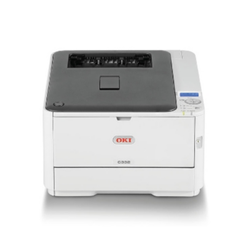 OKI C332dnw LED Farblaserdrucker LAN WLAN
