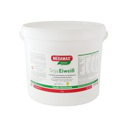 MEGAMAX Soja Eiweiß Vanille Pulver 5 kg