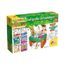 Lisciani Lernspielzeug Der große Lernspieltisch