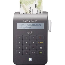 REINER SCT cyberJack RFID Komfort Personalausweisleser