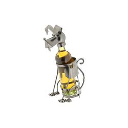 HTI-Living Weinflaschenhalter Weinflaschenhalter Hund, (1-St)