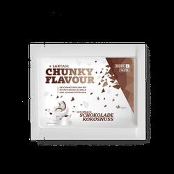 (13.00 EUR/100g) MORE 2 TASTE Chunky Flavour Probe (30g)   Schokolade Kokosnuss (vegan)