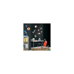 RoomMates Wandsticker Wandsticker 24tlg. Weltraum
