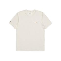 Tshirt BRIXTON - Beaufort S/S Tee Stone (STONE)