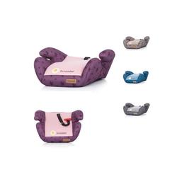 Chipolino Kindersitzerhöhung Kindersitz Booster Gruppe 2/3, 1.2 kg, (15 - 36 kg) Gurtführung Bezug abnehmbar rosa