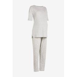 Next Umstandspyjama Pyjama aus Baumwollmischung (2 tlg) XS