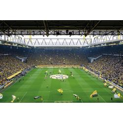 Fototapete »BVB - Fan-Choreo«, Tapeten, 96090440-0 bunt Maße (B/H): (384/260 cm) bunt