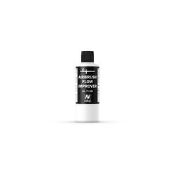 Vallejo Bastelnaturmaterial Vallejo 200 ml Airbrush Flow Improver 71.562 Fließverbesserer Airbrush Farbe, (1-tlg)