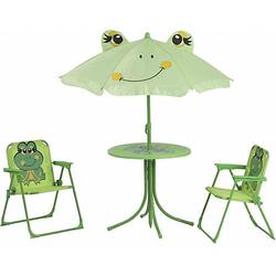 Froggy Kindersitzgruppe 4 tlg. grün