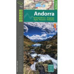 Andorra 1 : 40 000