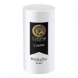 """Gemahlener Kaffee Coroma Kaffeemanufaktur """"Crema Kaffee"""", 500 g"""