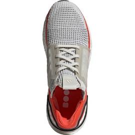 adidas Ultraboost 19 M beige/cloud white/active orange 44